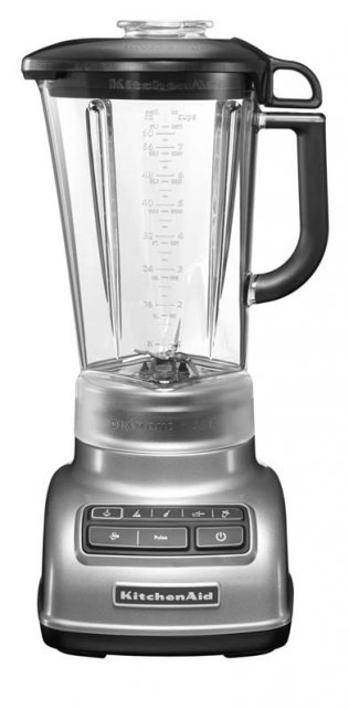 DIAMOND BLENDER CONTOUR SILVER
