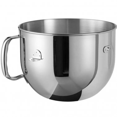 6.9L POLISHED STAINLESS STEEL BOWL