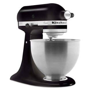 CLASSIC STAND MIXER - ONYX BLACK