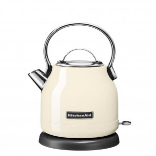 KITCHENAID 1.25L TRADITIONAL DOME KETTLE CREAM
