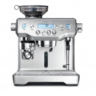 THE ORACLE COFFEE MACHINE STAINLESS STEEL
