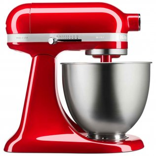 KITCHENAID MINI TILT HEAD STAND MIXER CANDY APPLE