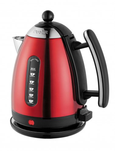 Dualit Lite Jug Kettle - Candy Apple