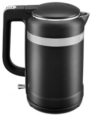 DESIGN KETTLE MATTE BLACK