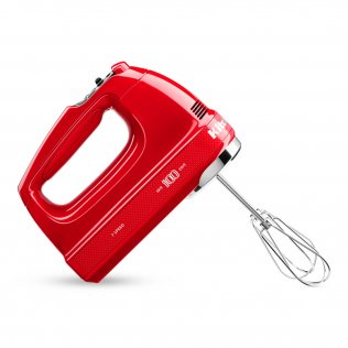 7 SPEED HAND MIXER - QUEEN OF HEARTS