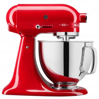 STAND MIXER - QUEEN OF HEARTS